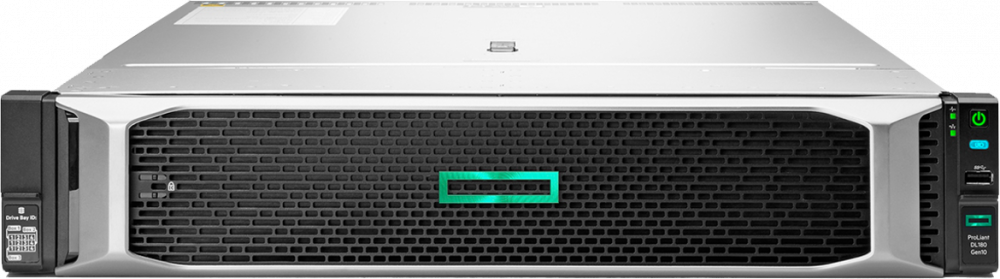 Сервер Proliant DL380 Gen10 + второй процессор со скидкой 50%