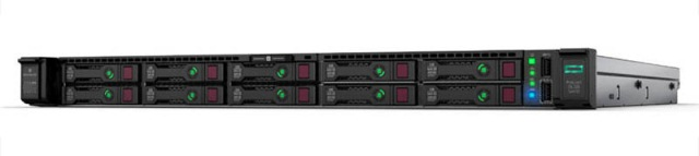 HPE объявила о выпуске нового однопроцессорного сервера ProLiant DL325 Gen10